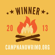 Camp-NaNoWriMo-2013-Winner-Campfire-Facebook-Profile