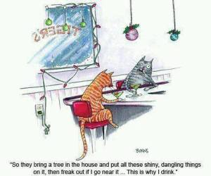 Cats and Trees Comic