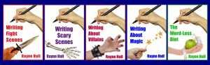 Writing Craft Book Covers Rayne Hall