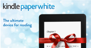 Kinde Paperwhite competition